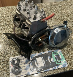 Kawasaki 550sx Reed Engine Motor Ported And Milled Head W/ New Gaskets 550