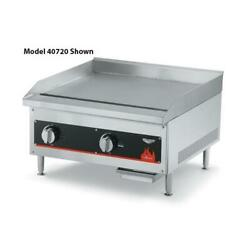 Vollrath - 40840 - Cayenne® 60 Manual Gas Flat Top Griddle