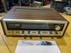 Vintage Pioneer Sx-636 Am/fm Stereo Receiver - Tested