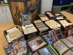 Yugioh Card Collection | 9000+ Cards