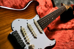 Fender Electric Guitar American Deluxe Stratocaster N3 C0782