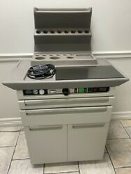 Midmark 498 Ent Treatment Cabinet W/ Footswitch
