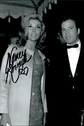 Nancy Kovack Signed Autographed 4x6 Photo Actress Marooned Star Trek Silencers 5