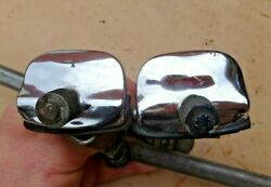 1949 1952 Chevy Windshield Wiper Towers Original Gm Trico Pair Left Right
