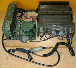 U.s. Prc-77 And Vrc-89 Equipment Were Tested For Automotive Use. 8-320