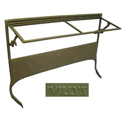 Omix Dmc-663628 Windshield Frame Fits 46-49 Willys