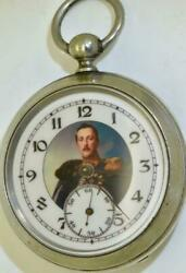 Imperial Russian Officer's Award Japy Freres Watch.c Russo-turkish War C1877-78