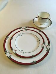 Pfaltzgraff Yuletide China For 13 And Serving Dishes- Local Pickup Ashland Ma
