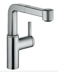 Kwc Ava One-hole Side-lever Kitchen Faucet Splendue Stainless 10.191.003.127