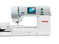 Bernina 770qe Quilters Sewing Embroidery Machine Embroidery Modulebsr Only 10hr