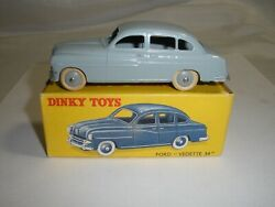 Dinky Toys Ford Vedette 54 With Box French Collectors Quality Condition