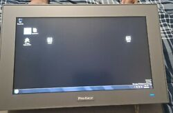 Pro-face Ps5000 Touch Panel Computer Pfxps2hn3d80nonn00 Used In Excellent Condit
