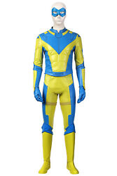 New Movie Squad Gunter Cosplay Costume Fancy Adult Men Clothing Halloween Outfit