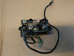 Yamaha Outboard 30-90hp 4 And 2 Stroke Genuine Power Trim Solenoid Relay