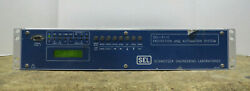 Schweitzer Engineering Laboratories Protection And Automation System Sel-311c