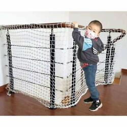 Emilypro Child Safety Net Stair Balcony Railing Protector/pet Toy Anti-fall X 1