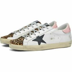 Golden Goose Deluxe Womenand039s Sneaker Shoes Shoe Super-star Leather 8-424