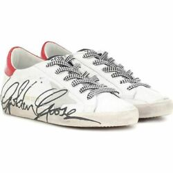 Golden Goose Womenand039s Sneaker Shoes Shoe Superstar Patent Leather Sneakers 8-424
