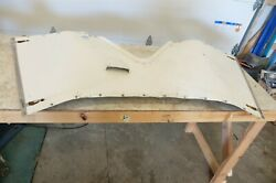 61 Piper Cherokee Pa-28 160 150 Lower Bottom Engine Cover Cowl Fairing