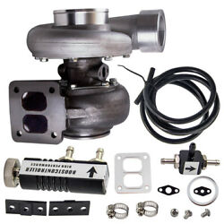 Brand New Gt45 Turbocharger T4 V-band 1.05 A/r 78trim 600+hp Boost Controller