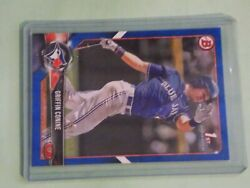 2018 Bowman Draft Blue Paper Griffin Conine Blue Jays And039d /150