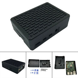 Motherboard Case Enclosure Electronic Components For Raspberry Pi 4 Model B
