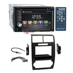 Planet Audio Dvd Usb Bluetooth Radio Dash Kit Harness For Dodge Magnum Charger
