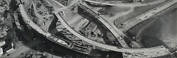Frank Gohlke Aerial View, Tulsa, Ok, 1981 / New Topographics / Vintage / Signed