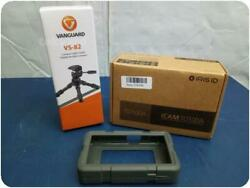 Irisid Icamtd100a Portable Iris Recognition And Face Capture System 276296