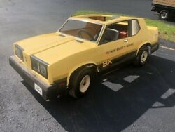 1980 Oldsmobile Omega Sx Go Kart With A Briggs And Stratton 3 Hp Motor
