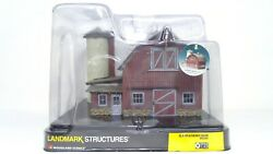 Woodland Scenics 148 O Old Weathered Country Farm Barn Train Building Br5865