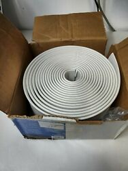 Dockmate 1/4 X 5 X 22and039 White Vinyl Wave Dock Edging Protection Bumper The Wave