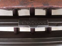Vintage 1946 Ford Car Deluxe Grill Grille