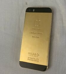 Apple 24k Gold Iphone 5s - 32gb - Gold Unlocked A1533 Gsmnew Battery