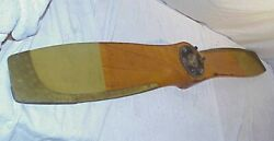 Sensenich Airplane Wooden Propeller 60vgl-26 60 Lycoming Aviation T6938 Nice