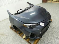 17-19 Toyota Corolla Front End Front Clip 578126