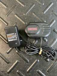 Sears Craftsman Cgt183ua.2-48 Wa3709 18 Volt Weed Eater Battery Charger Works