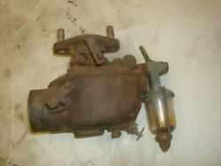 1957 Ford 861 Tractor Carburetor Tsx-662 600 800