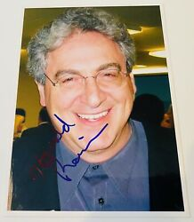 Harold Ramis Signed Autographed 6 X 8.25 Photo Full Jsa Letter Ghostbusters