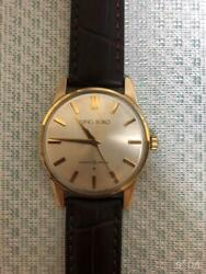 Seiko King Seiko Vintage 25 Jewels 1st Mens Watch Authentic Working