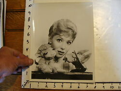 Vintage Puppet Marionette Rare Photo Shari Lewis, Lamb Chop, And Charlie Horse