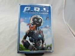 The Adventures Of A.R.I: My Robot Friend DVD w slipcover