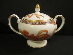 Wedgwood Dynasty Covered Sugar Bowl New With Tag Discontinued
