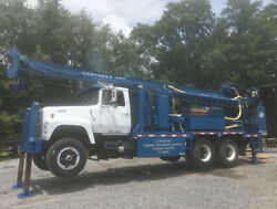 450 Canterra High Torque Auger And Rotary Drill