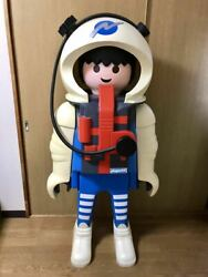 Used Playmobil Astronaut Life Size Figure 155cm Display Not For Sale Very Rare