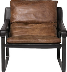 Moeand039s Home Collection Pk-1044-14 Connor Club Chair Brown