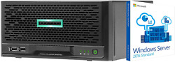 Hpe Microserver Gen10 Plus Tower Server For Small Business, Xeon E-2224 3.4ghz U