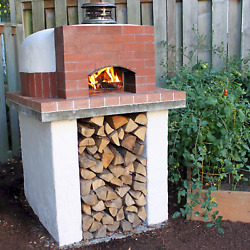 Pizza Oven Kit Andbull Dome-shaped Outdoor Forno Andbull The Lowest Priced 28andrdquo Pizza Oven Is