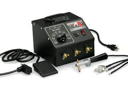 American Beauty 105h9 High Capacity Probe-style Resistance Soldering System, 180