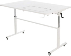Arrow K9111 Tasmanian Kangaroo Sewing Table For Sewing, Cutting, Quilting, And C
